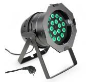 Cameo LED PAR 64 - 18 x 8W RGBW Bk