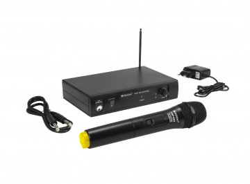 OMNITRONIC VHF-101 Wireless Mic System
