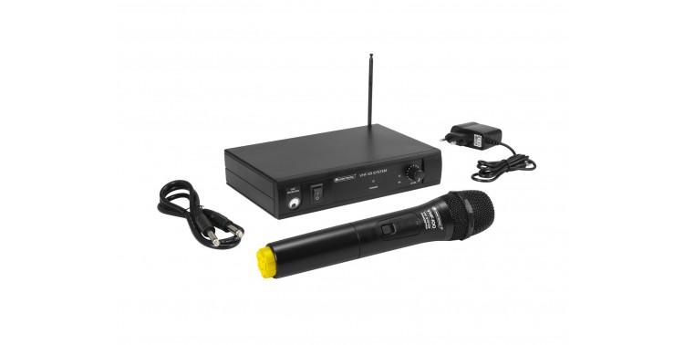 OMNITRONIC VHF-101 Wireless Mic System