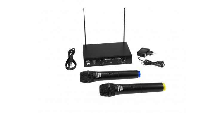 OMNITRONIC VHF-102 Wireless Mic System
